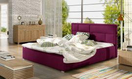 Bed Baxter pink-160x200cm