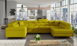 Corner sofa bed Inigo-yellow-right