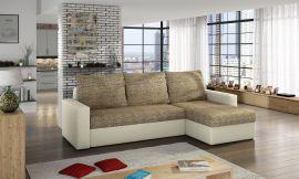 Corner sofa bed Jared-light brown