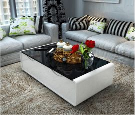 Coffee Table Lorcan-black-white