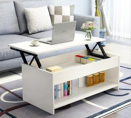 Coffee Table Lotte-white