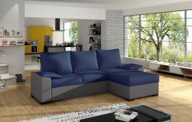 Corner sofa bed Jason-blue