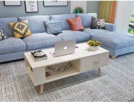 Coffee Table Luca-white
