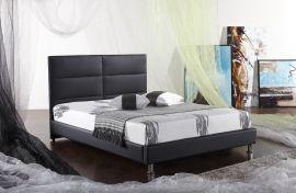 Sänky Marbella Lux 160-180 musta