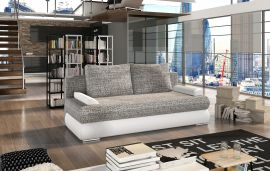 Sofa bed Siri-white-grey