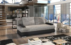 Sofa bed Siri-black-grey