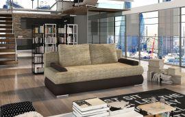 Sofa bed Siri-dark brown