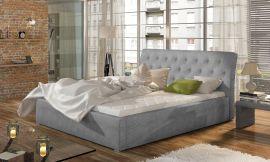 Bed Carlisle grey-160x200cm