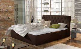 Bed Carlisle brown-160x200cm