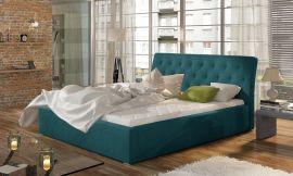 Bed Carlisle blue-160x200cm