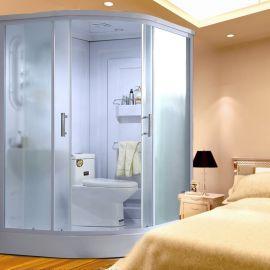 Esivalmistettu kylpyhuone Monroe