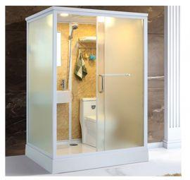 Esivalmistettu kylpyhuone Morgan