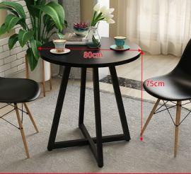 Dining table Oaken-black