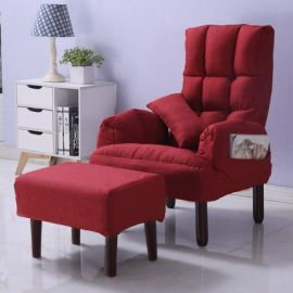 Armchair Obelix-red