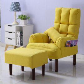 Armchair Obelix-yellow