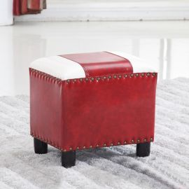Pouf Omega-red