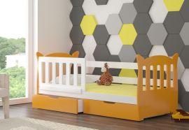 Children bed Kristoff -orange
