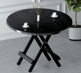 Dining table Oswald-black