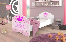 Children bed Princess-140x70cm