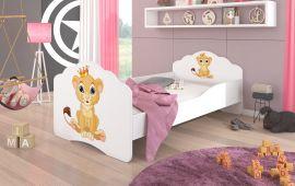 Children bed Lion King-140x70cm