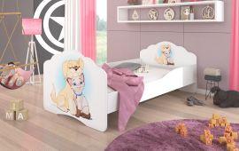 Children bed CatDog-140x70cm