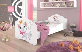 Children bed Kitten-140x70cm