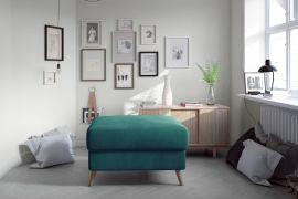 Pouf Jazzie-green