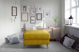 Pouf Jazzie-yellow