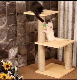 Kissan kiipeilypuu Peppo