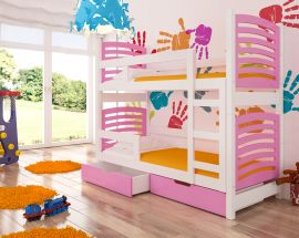 Children bed Marian-pink