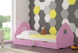 Children bed Calissa-pink