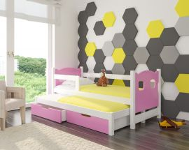 Children bed Portia -pink