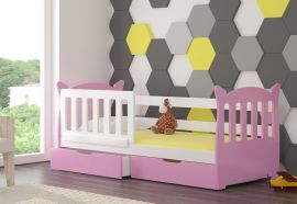 Children bed Kristoff -pink