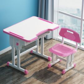 Lasten työpöytä ja tuolisetti Predo