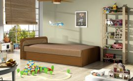 Bed Conan 80x195-brown