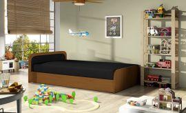 Bed Conan 80x195-black