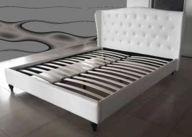 Lux Bed Queen160x200cm-white