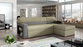 Corner sofa bed Shawnel-beige-right