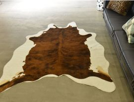 Carpet Randolf 140x200cm-dark brown