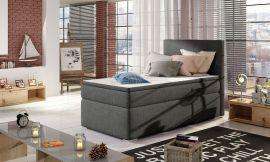Boxspring bed Forsberg 90x200 cm-dark-grey