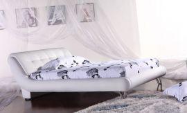 Sänky Rociana Lux 160-180 valkoinen