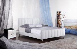 Bed Ronda Lux 160-180-180x200cm-white