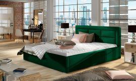 Bed Corbin green-160x200cm