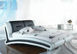 Sänky Sacramento Lux 160-180 musta-valkoinen