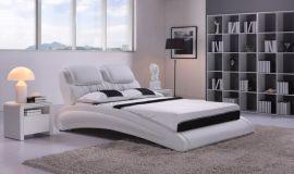 Sänky Salerno Lux 160-180 valkoinen