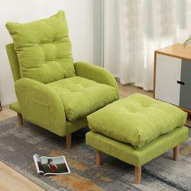 Armchair Sanford-light green