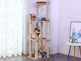 Kissan kiipeilypuu Sassy
