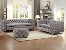 Sofa set Brasilia 3+2-grey
