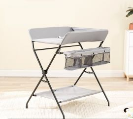 Baby Changing Table Simra-grey