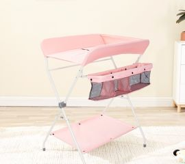 Baby Changing Table Simra-pink